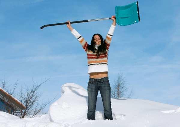 lopata dla snega