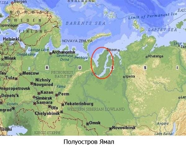 poluostrov yamal