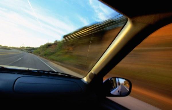 vibrat avto steklo