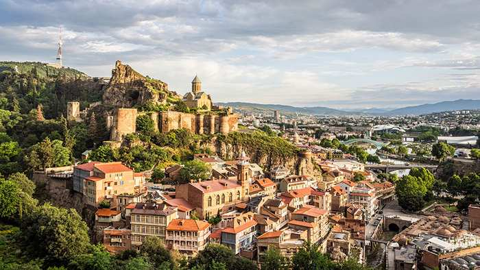 Tbilisi-Gruziya