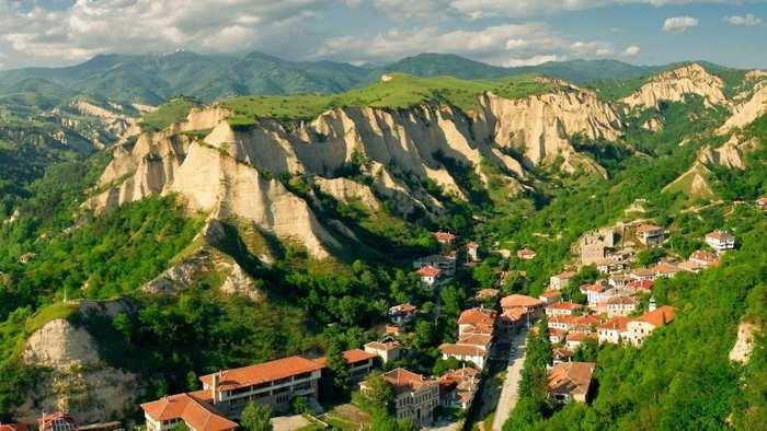 места в Болгарии 2019